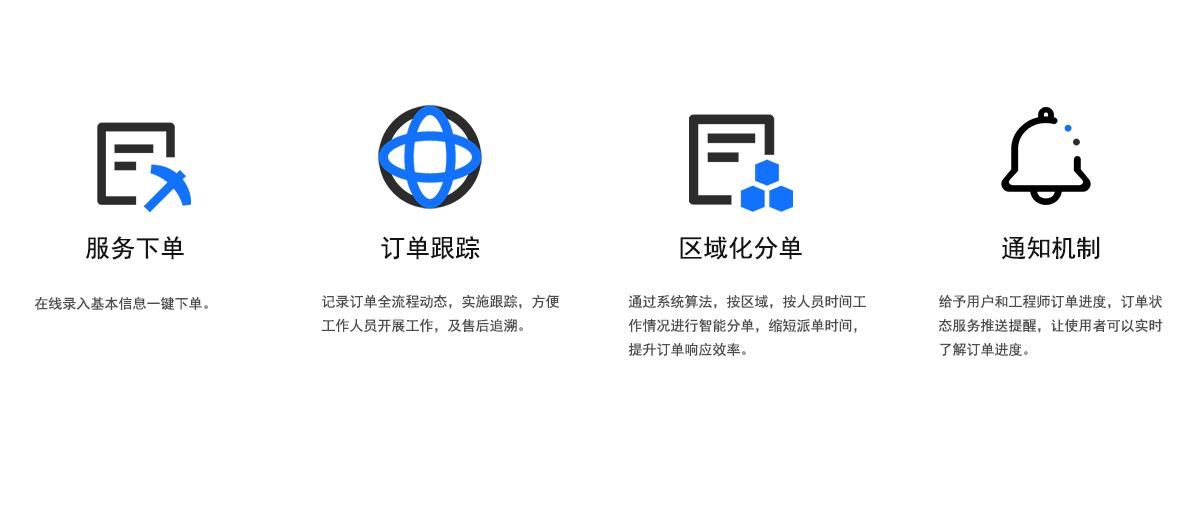 盛海维修app开发